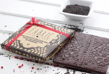 #HÁZICSEMEGE: Fabric Csokoládé