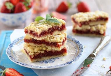 17 friss és édes gyümölcsös sütemény júniusra