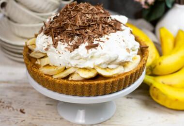 8 elképesztően finom banános édesség, aminek nem lehet ellenállni