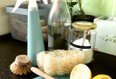 12 eszköz, amit szerezz be a környezetbarát tavaszi nagytakarításhoz