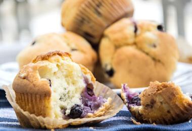 9 szuperfinom muffin, ami nagyon gyorsan elkészül