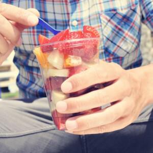 Minden nap gyümölcsnap - ez a férfi 8 éve csak gyümölcsöt eszik