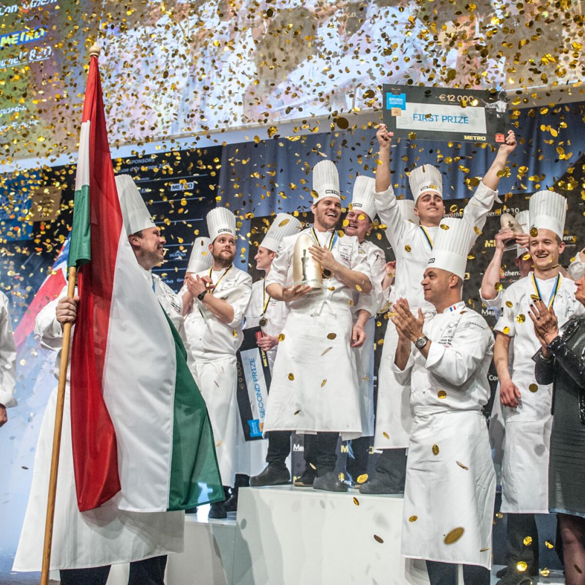 Óriási megtiszteltetés: Budapesten tartják a legrangosabb gasztronómiai verseny európai döntőjét