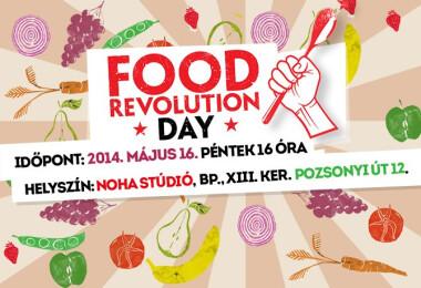 2014. május 16. - Food Revolution Day!