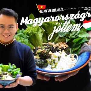 """""""A magyar konyhában mindenben van paprika, nálunk meg halszósz"""" - Magyarországra jöttem Vietnámból"""