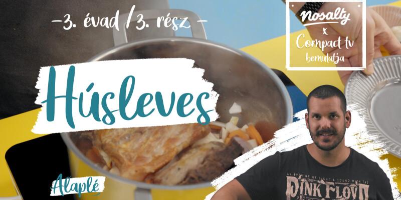 Alaplé: így főzz könnyedén húslevest – gyorstalpaló kezdőknek és haladóknak