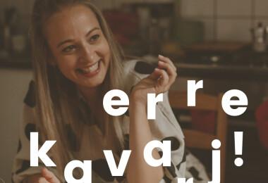 Erre kavarj! – Süss és főzz a Nosalty legújabb Spotify-listájával!