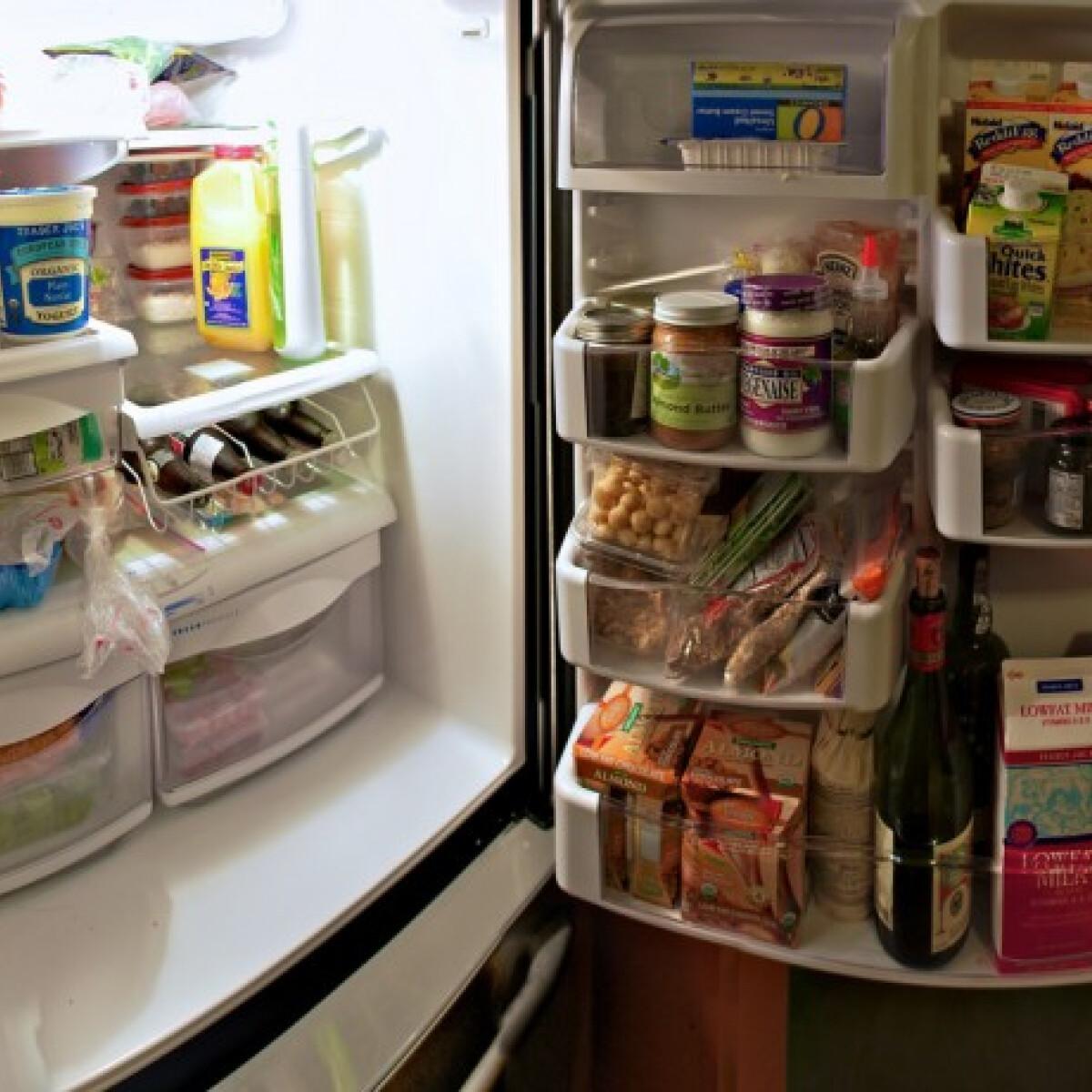 Káosz a hűtőben? Többé már nem!