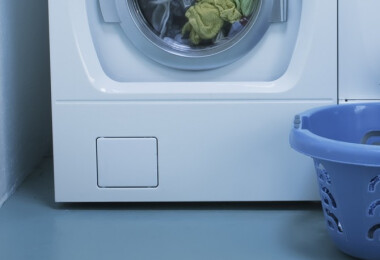 Ha elöltöltős mosógéped van, ezt a kis ajtót érdemes megismerned!