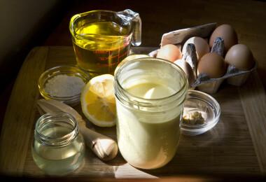 Íme a megoldás, ha szétesett a házi majonézed + a legfinomabb mártások majonézből