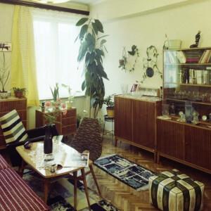 Így nézett ki a nappalink a Kádár-korszakban