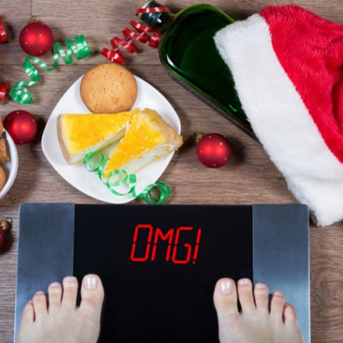 5+1 tipp a dietetikustól a karácsonyi pluszkilók ellen