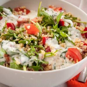 Így rakd össze a salátád, hogy ne halj éhen utána