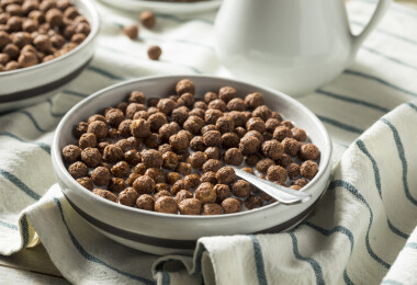 Ezeket a csokis gabonapelyheket érdemes adni a gyerekeknek