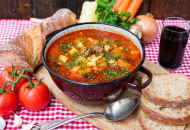 9 klasszikus, minden jóval telepakolt forró leves