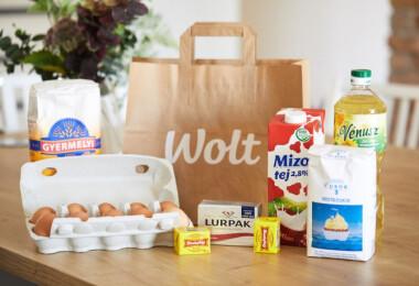 Azonnali online élelmiszer-vásárlás? Nem elérhetetlen, rendeld házhoz a vacsora hozzávalóit!