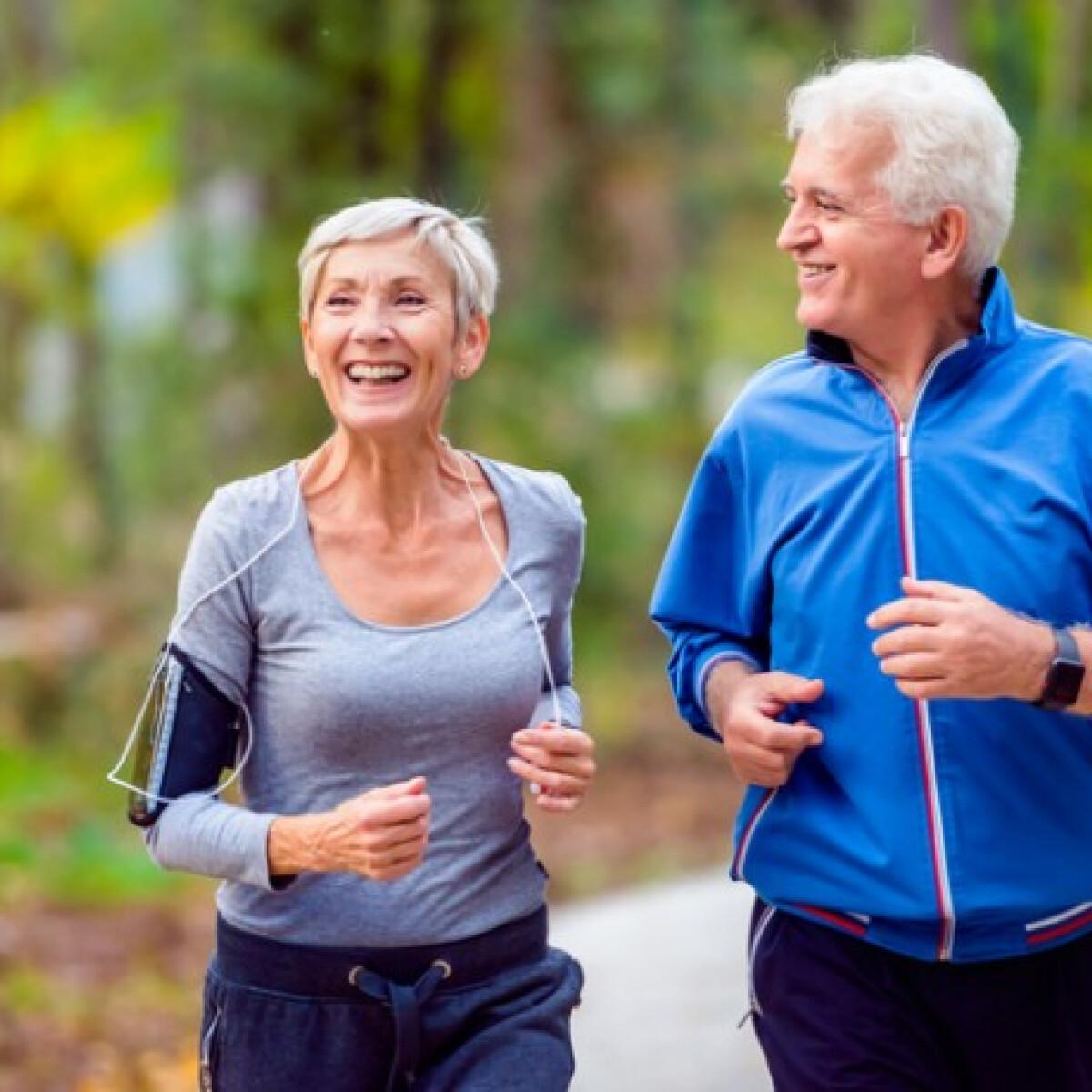 Ha te is azt hitted, túl öreg vagy a sportoláshoz, akkor van egy rossz hírünk