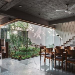 Így néz ki, amikor az otthonod étkezőjébe beköltözik a természet