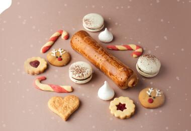 A bejgli, a hókifli és a linzer: a verhetetlen karácsonyi trió története