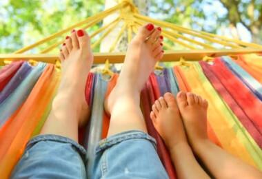 Házi praktikák izzadós lábúaknak
