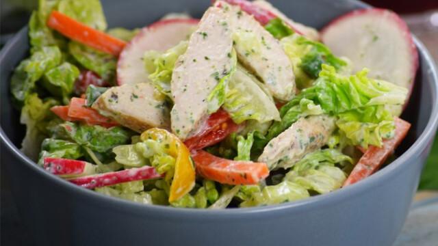 fogyokuras zoldseg salatak