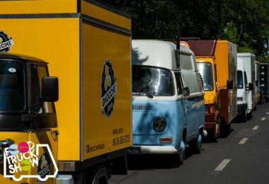 Új helyszínen vár a Food Truck Show szeptember 18. és 20. között