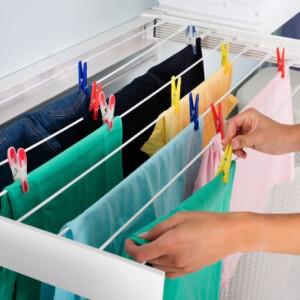 Lassan száradnak a ruháid télen? – Megmutatjuk, hogyan teregess sikerrel a hideg napokon!