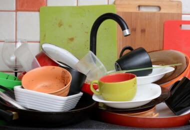 Egyetlen trükk mindenkinek, aki gyűlöl mosogatni