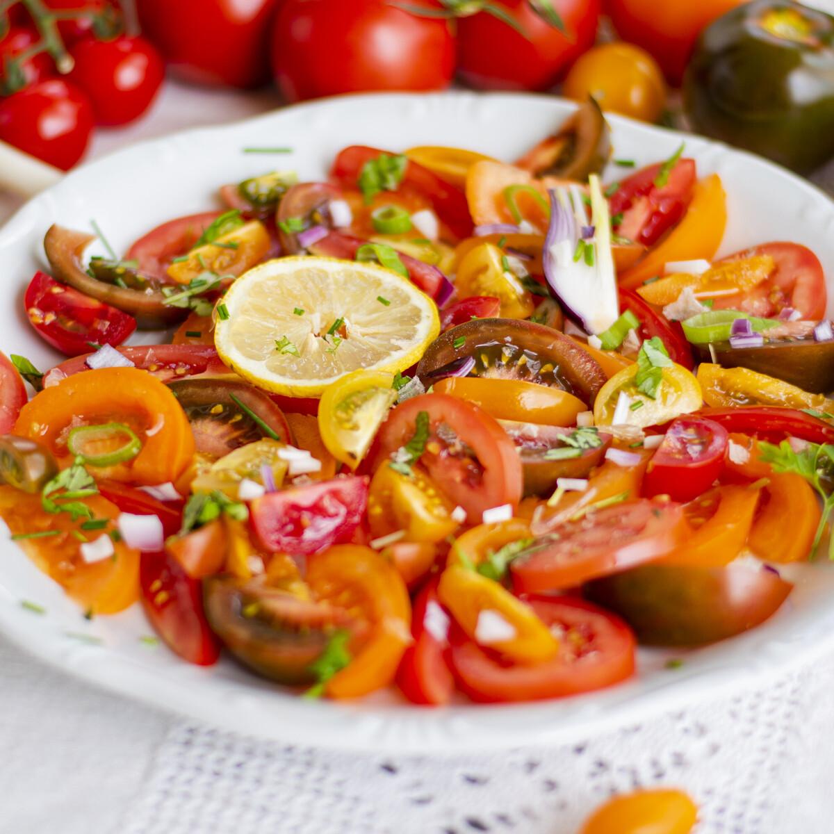 7 nyári recept, amit a pirosló paradicsom tesz mennyeivé