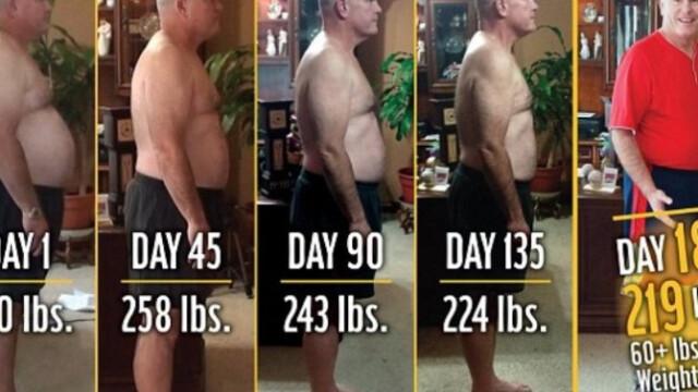 60 lb fogyás előtt és után ajándékok valakinek a fogyáshoz