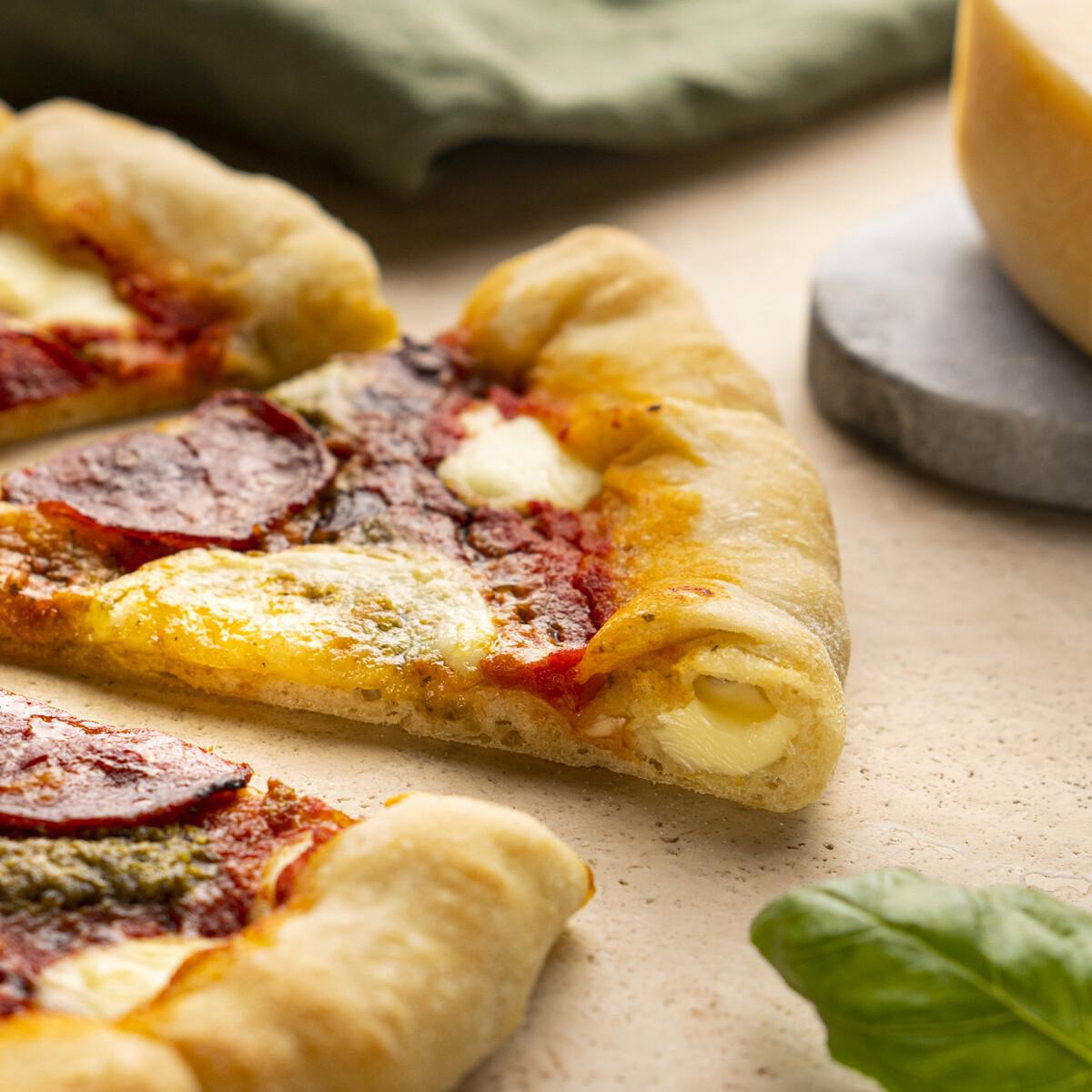 Így dobd fel a pizzatésztát egy apró kis trükkel