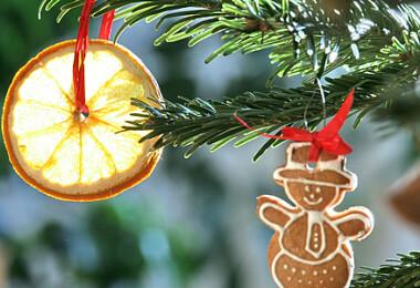 4 ehető, mutatós és finom karácsonyfadísz, amit nem érdemes idén kihagyni