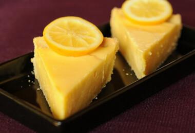 9 fanyar, citromtól sárga sütemény, amit csak szeretni lehet