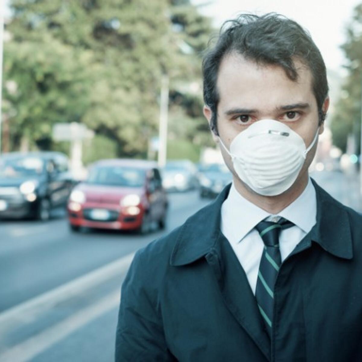 Rossz hír a városlakóknak: a levegő szennyezettsége a mentális egészségünket is tönkreteheti