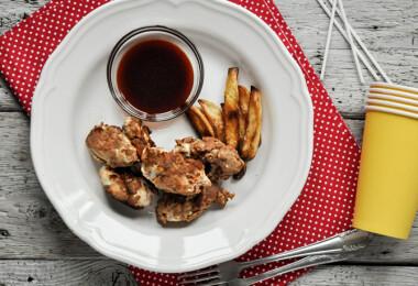Így készíts házilag Chicken nuggets-et!