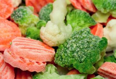 Erre kell figyelned, ha fagyasztott zöldséget vásároltál