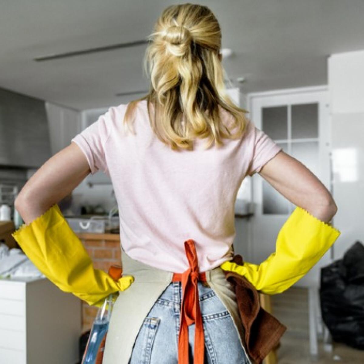 Így tartsd végre tényleg tisztán a lakást az új évben
