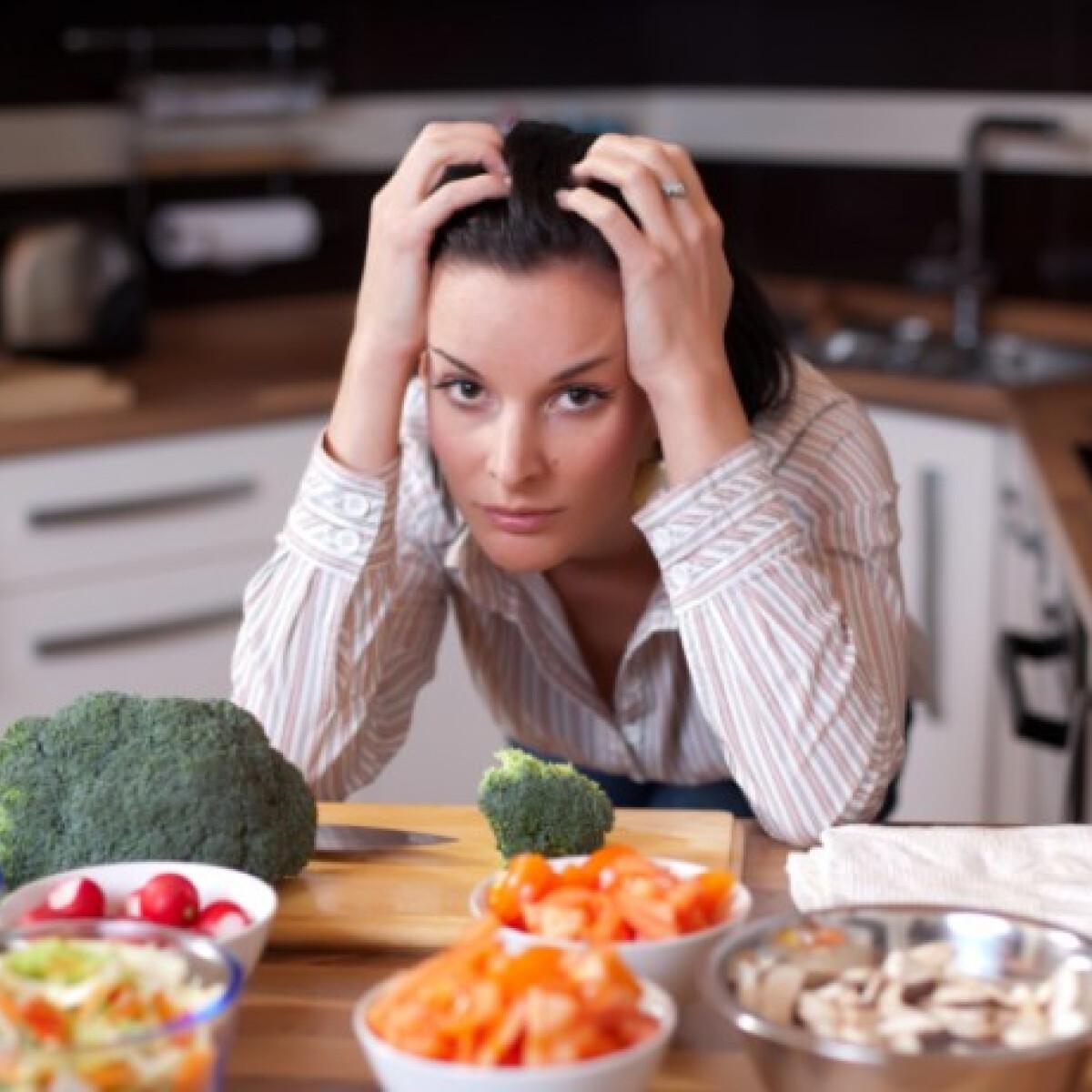 9+1 intő jel, hogy rosszul diétázol