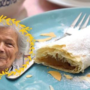 Nagyiprojekt: Rétest sütöttünk a 86 éves Eszter mamával, aki a mai napig egy reggelizőben dolgozik