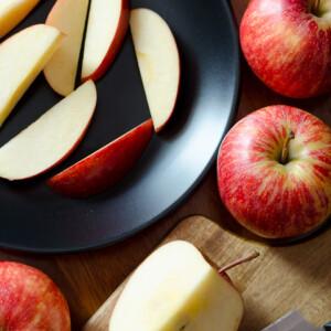 Így nem barnul meg a szeletelt almád - nem a citrom a trükk!