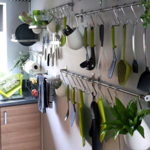 Kis konyhád van? 7 tipp, hogyan használhatod ki takarékosan a teret