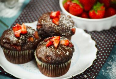 9 mámorítóan puha muffin, amit egy óra alatt összedobhatsz