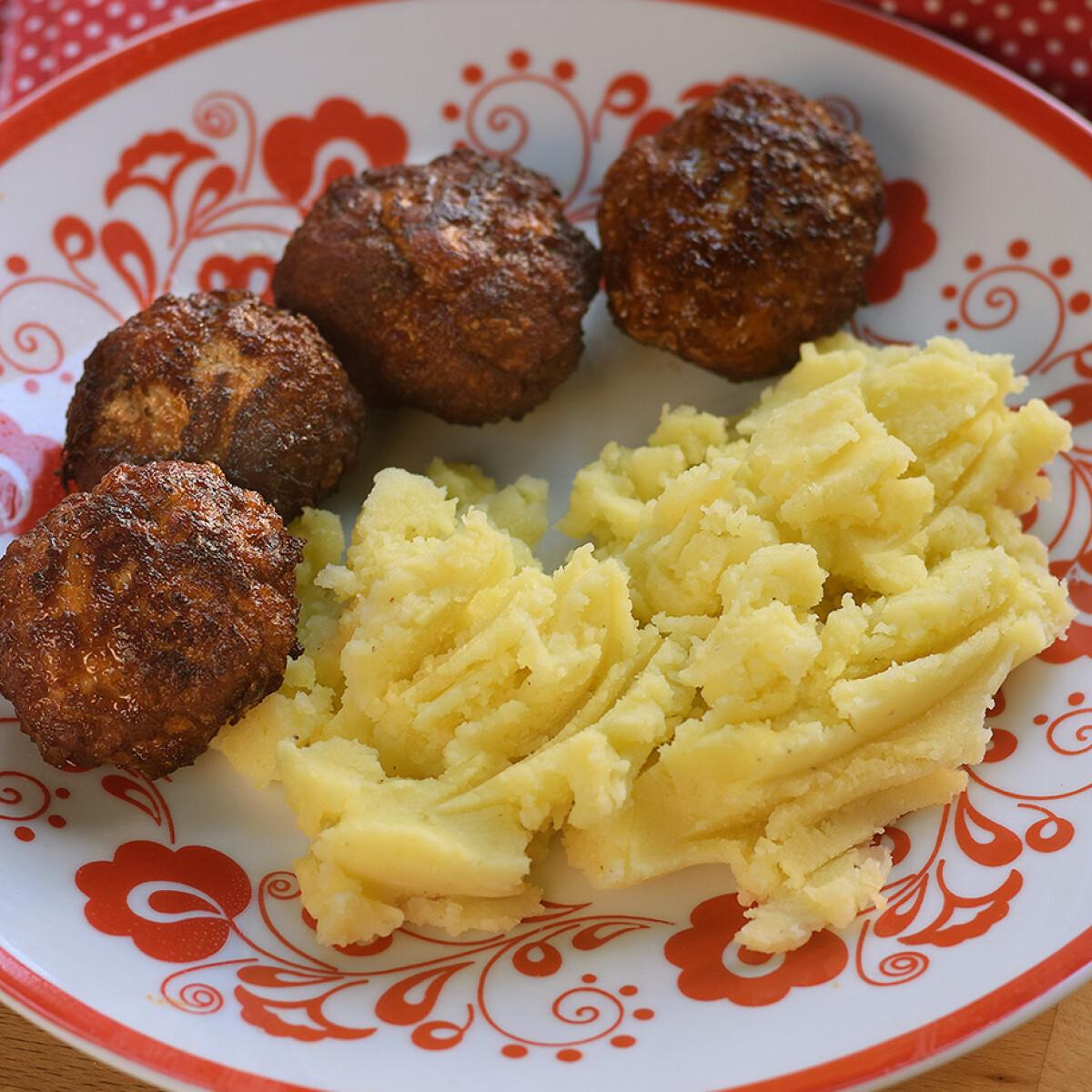 Mindent a fasírtról - receptek és praktikák tőlünk nektek