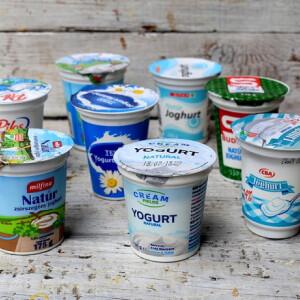 4+4 saját márkás natúr joghurtot teszteltünk, hogy kiderüljön, melyik a legfinomabb