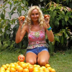 27 éve csak gyümölcsöket eszik ez a nő, és a gyerekeit is csak azokkal eteti