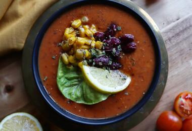 Mit főzzek ma? Szombaton mexikói krémleves, tortilla és clafoutis vár