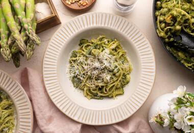Íme a salátapesztós spagetti, amivel kimaxoljátok a nyári szuperzöldeket