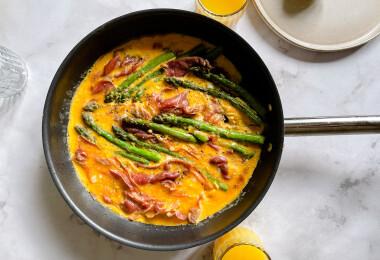 Rántotta, frittata, omlett: útmutató a serpenyős tojásételekhez
