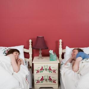 Kiderült: ilyen hatással van a külön alvás a párkapcsolatokra