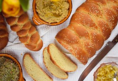7 egészségesebb kalácsrecept, ha idén húsvétkor spórolnál a kalóriákkal